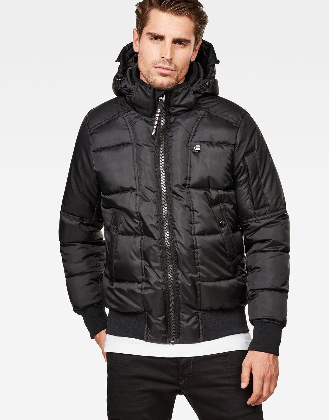 most fashionable select for best luxury aesthetic G-Star RAW Whistler Bomber Jacket
