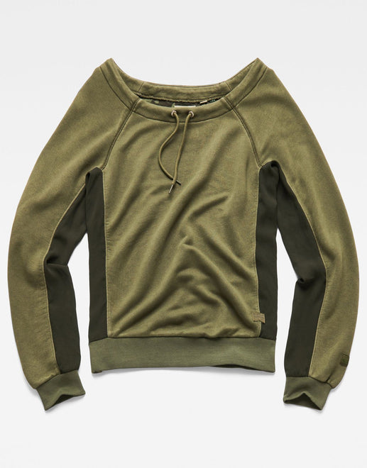 G-Star RAW Sage Ore Boatneck Top