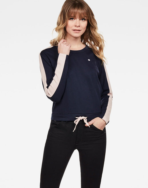 G-Star RAW Nostelle Cropped Sweatshirt - Subwear