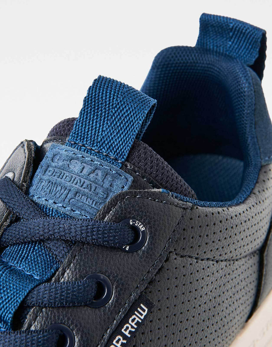 G-Star RAW Boxxa Low Blue Sneaker