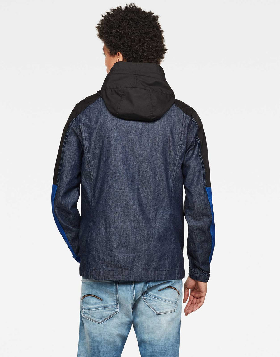 G-Star RAW Denim Mix Hdd Jacket