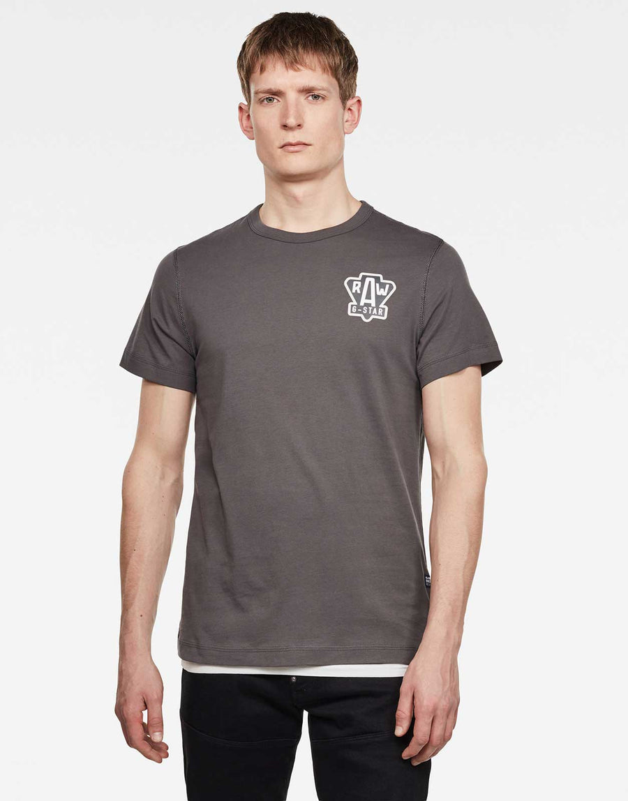 G-Star RAW Chest Logo Shadow T-Shirt