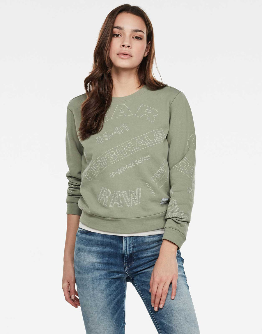 G-Star RAW Xzula Originals Sweatshirt