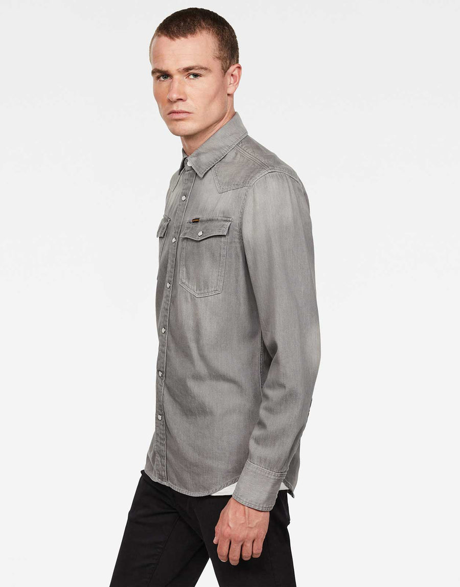 G-Star RAW 3301 Slim Denim Shirt