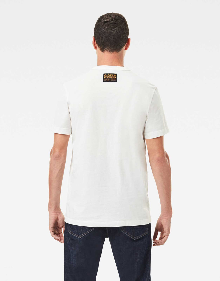 G-Star RAW Raw Denim Logo T-Shirt