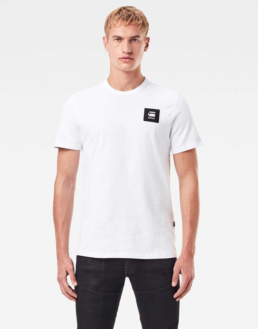 G-Star RAW Badge Logo T-Shirt