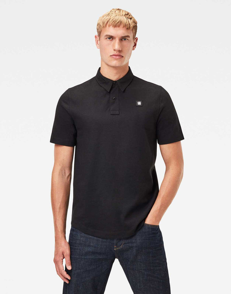 G-Star RAW Badge Logo Polo Shirt