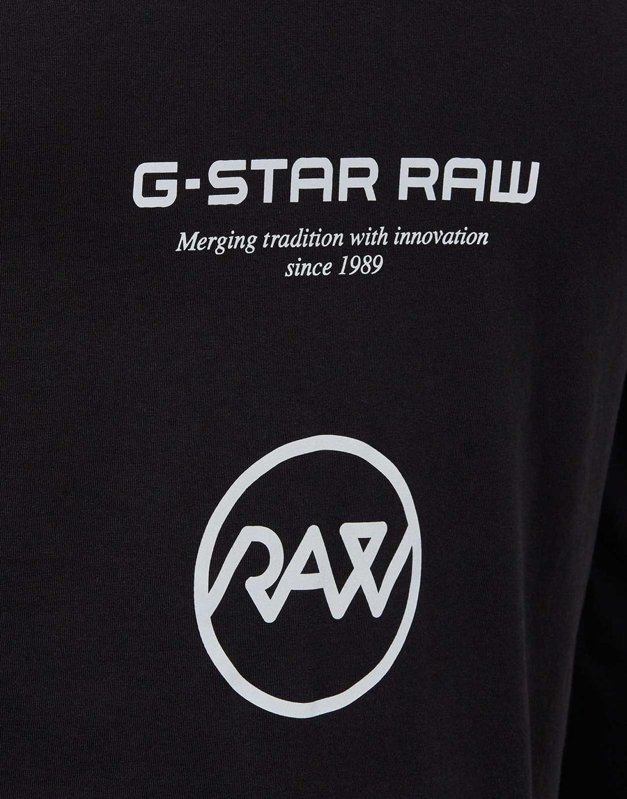 G-Star RAW Reflective Multi Graphic T-Shirt