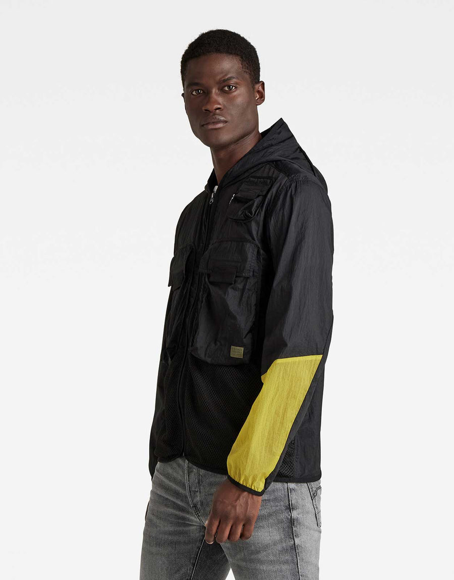 G-Star RAW Utility Fabric Field Jacket