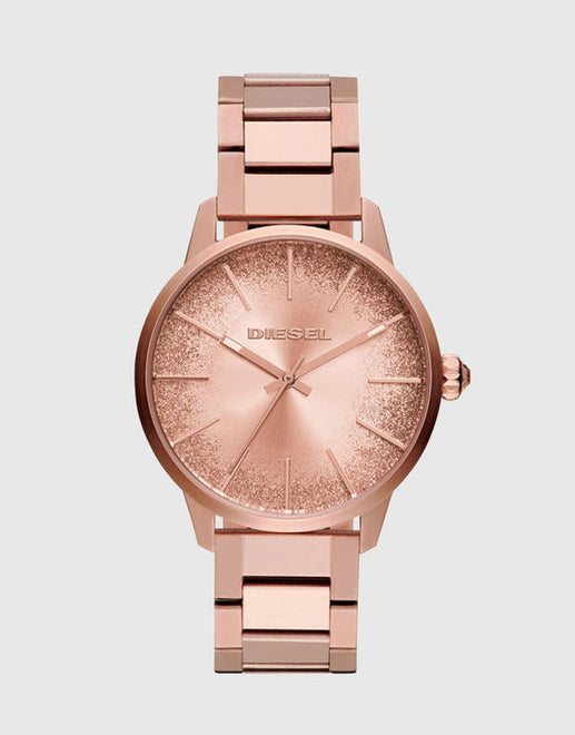 Diesel Castilia Rose Gold Watch