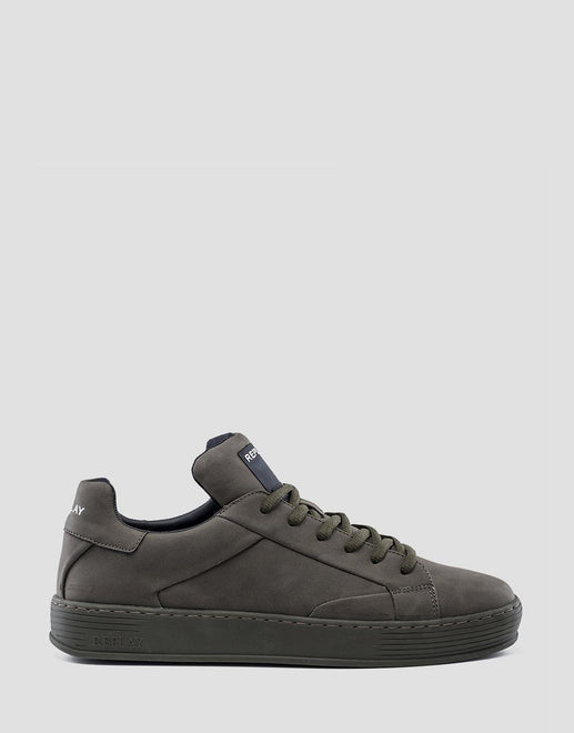 Replay Council Military Sneaker