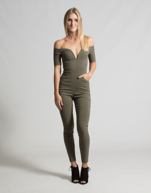 Sissy Boy Army Jumpsuit - Subwear