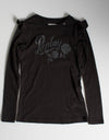 Replay Kids Girls Black T-Shirt - Subwear