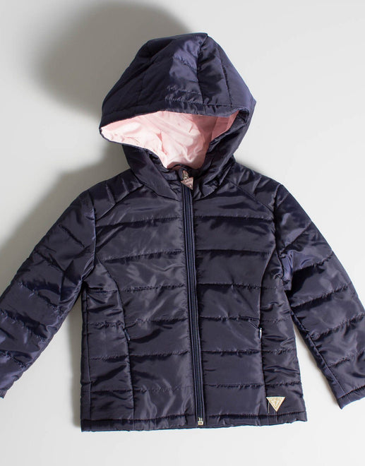 Guess Kids Girls Puffer Jacket - Subwear
