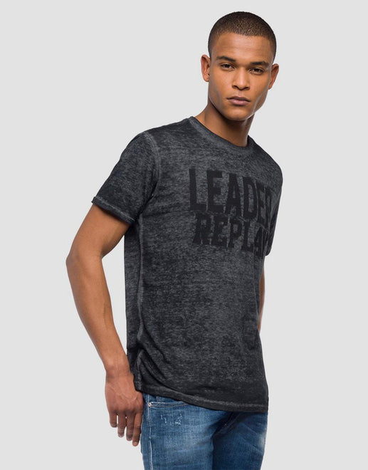 Replay Leader Grey T-Shirt