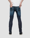 Replay Hyperflex Blue Black Ed Jeans - Subwear
