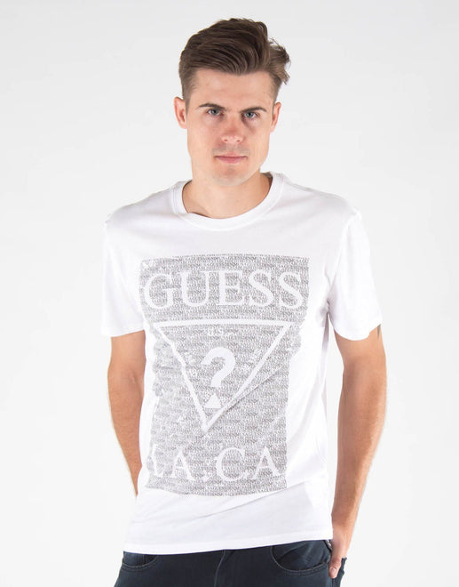 Guess Text T-Shirt