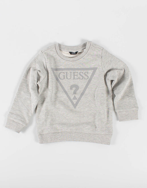 Guess Kids Boys Grey Active Top
