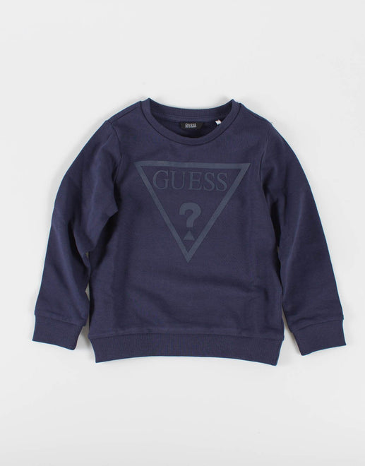 Guess Kids Boys Blue Active Top