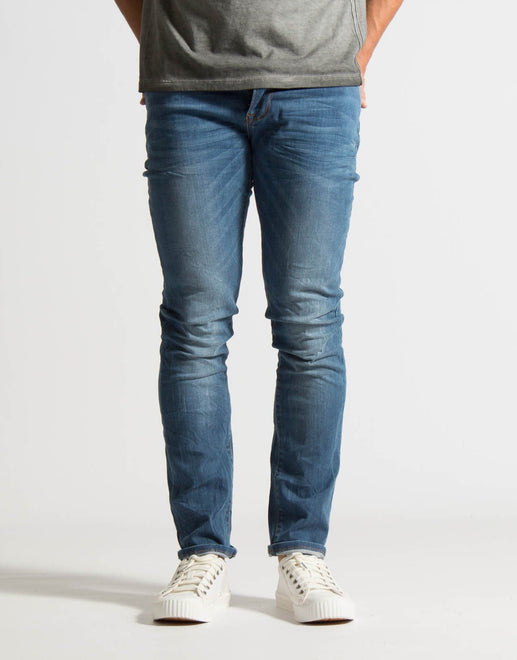 Guess Slim Tapered Stretch Jeans - Subwear