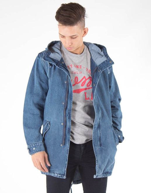 Levi's Fishtail Parka Denim Jacket