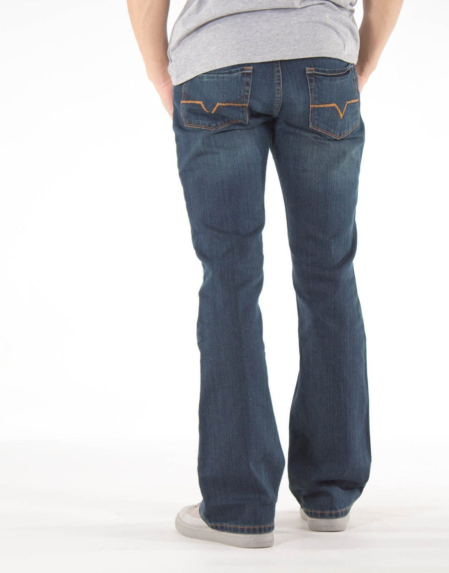 Guess Dark Vintage Slim Boot Jeans