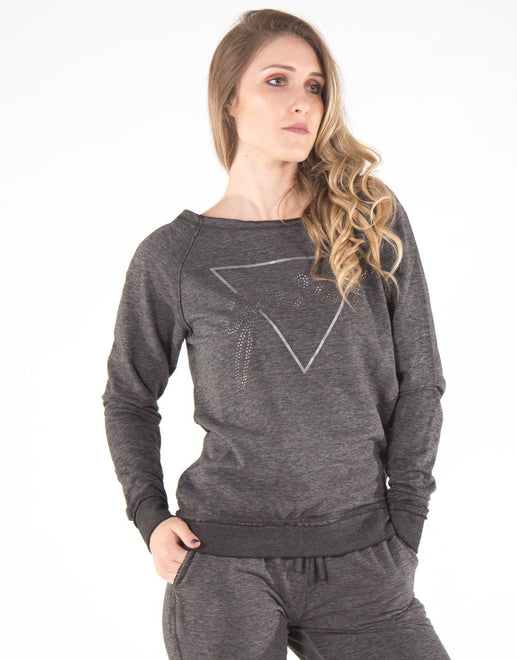 Guess Active Burnout Sweatshirt