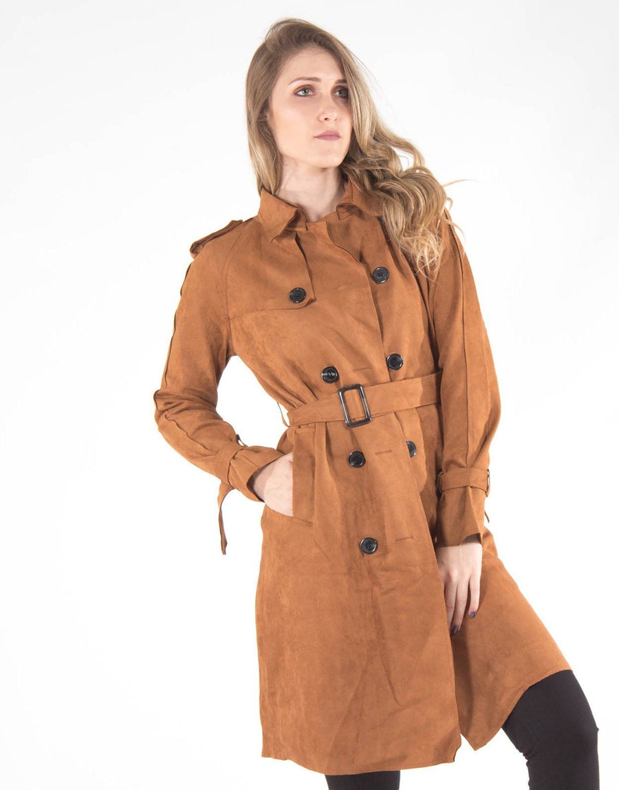 Sissy Boy Lupin Trench Jacket