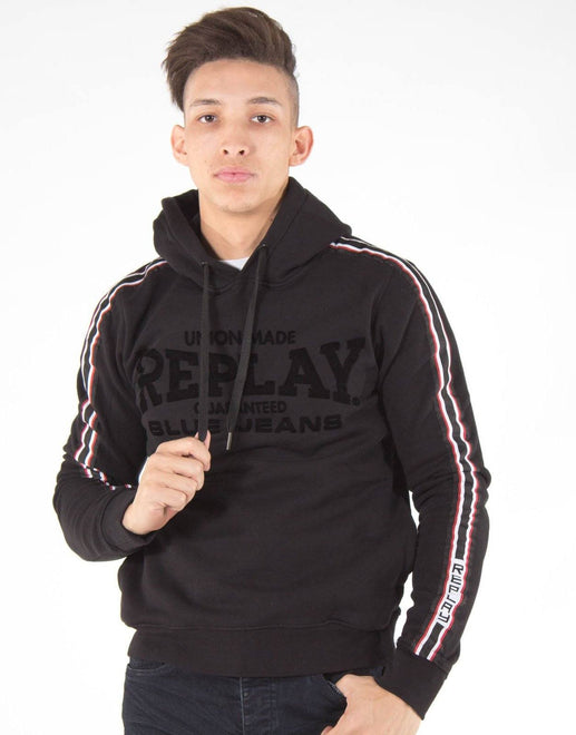 Replay Hooded Sweatshirt