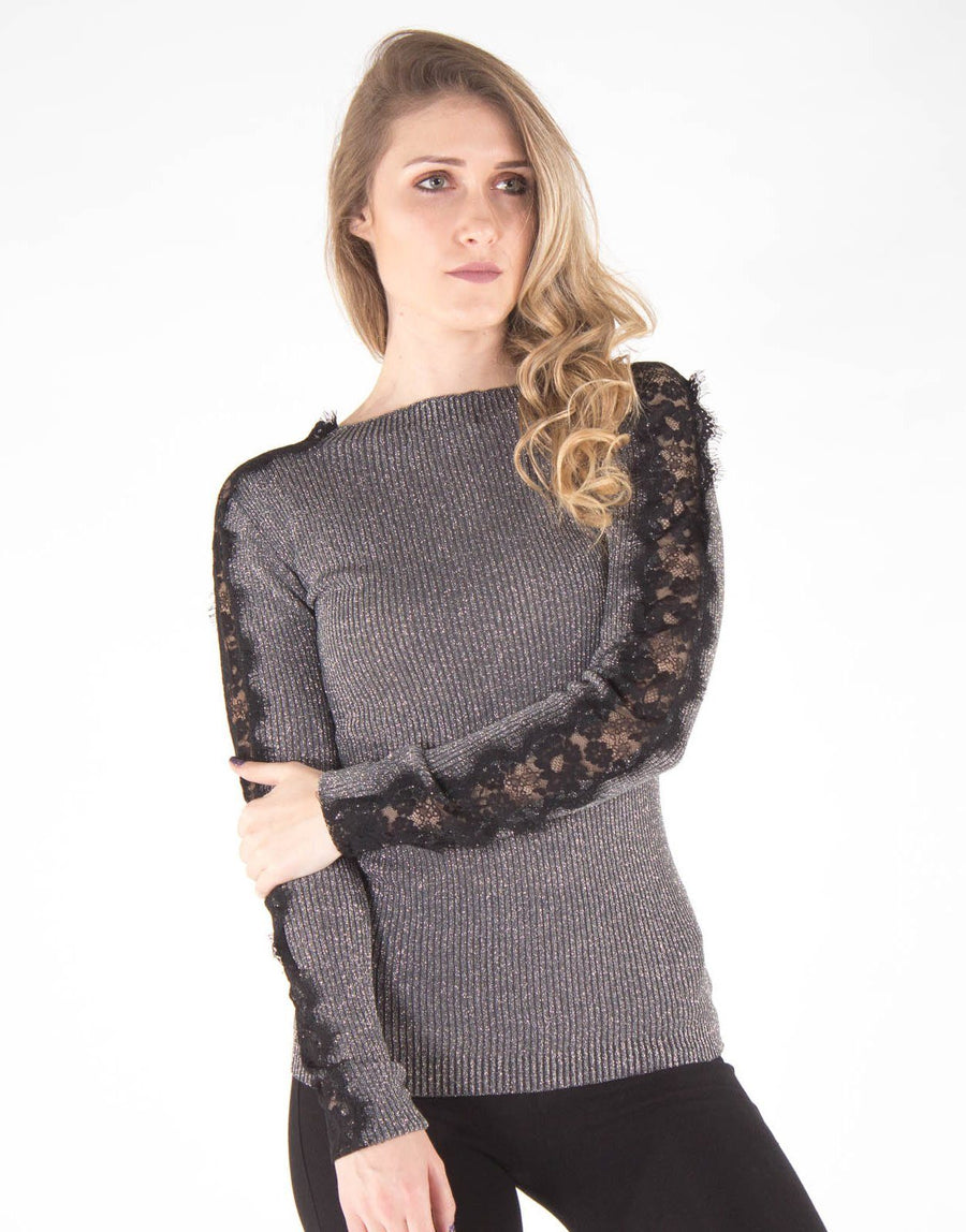 Sissy Boy Irisa Lurex Knit