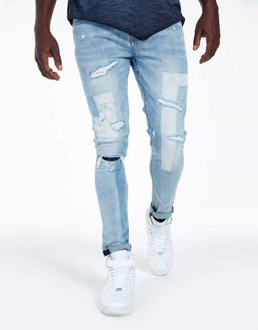 SPCC The Shadow Patch Jeans
