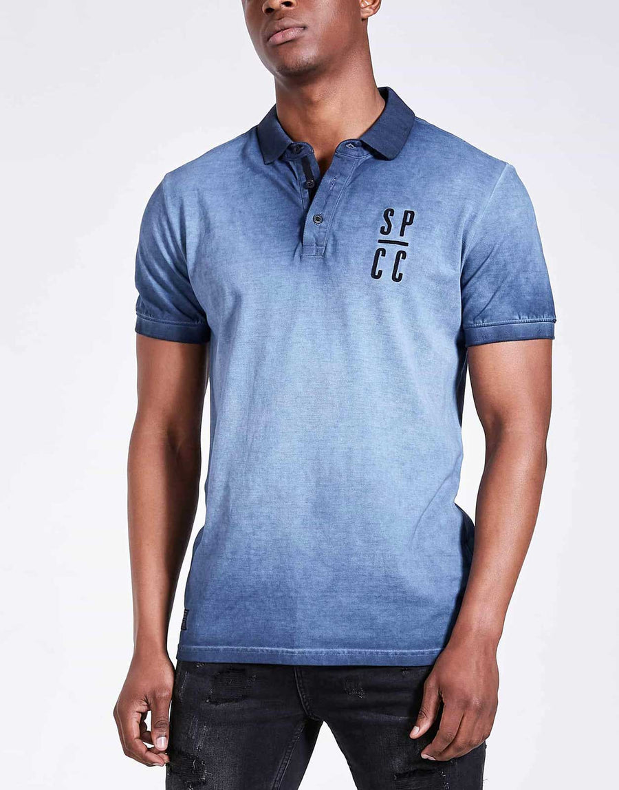 SPCC Viper Blue Polo Shirt