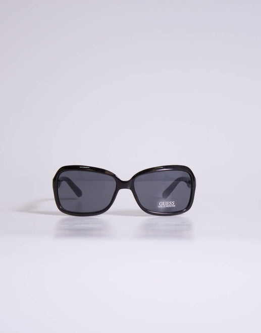 Guess Narrow Silver Trim Sunglasses - Subwear