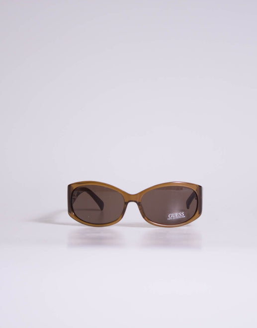 Guess Leopard Print Sunglasses - Subwear