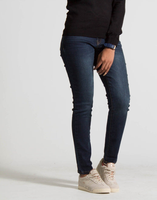 Guess Power Curvy Mid Jeans - Subwear