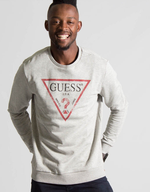 Guess Iconic Active Sweatshirt - Subwear