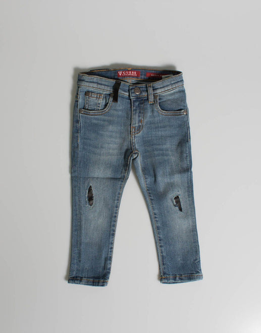 Guess Kids Boys Skinny Jeans - Subwear