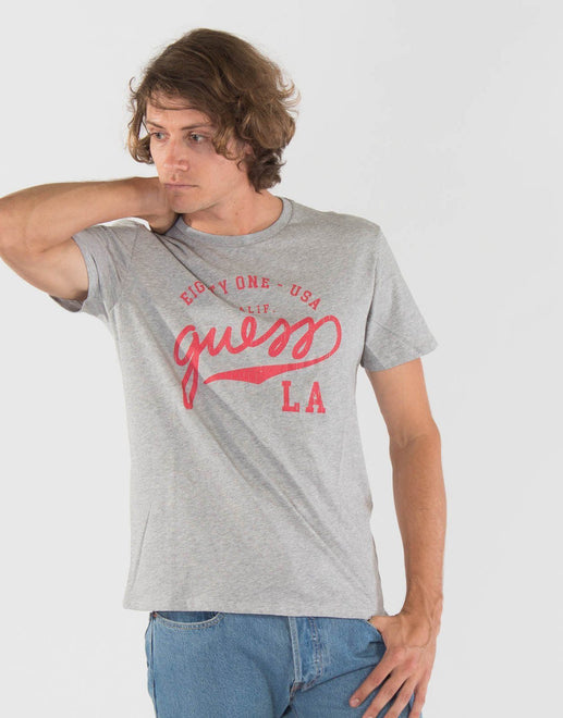 Guess Baseball T-Shirt - Subwear
