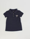 Guess Kids Girls Classic Polo Shirt - Subwear