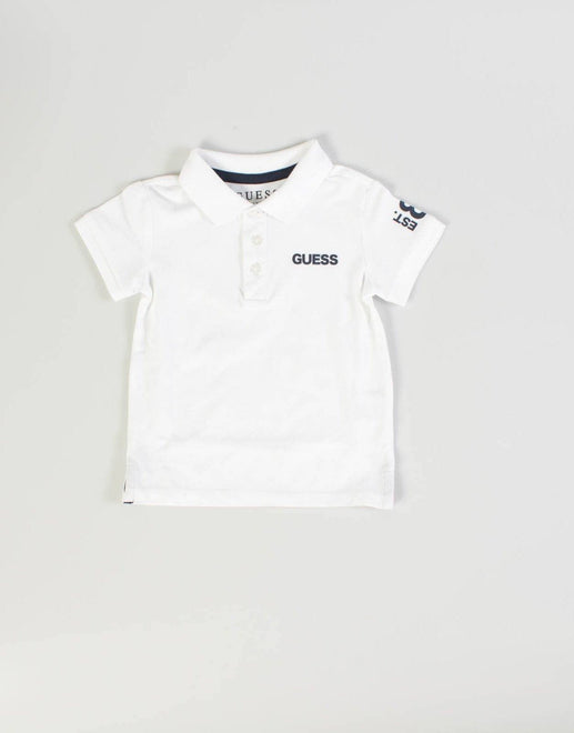 Guess Kids Boys Basic Polo Shirt