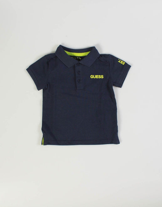 Guess Kids Boys Deck Polo Shirt