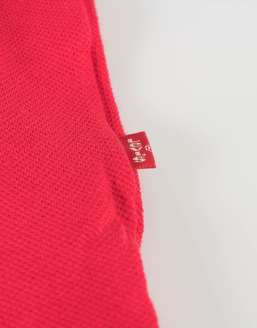Levi's Kids Red James Polo Shirt