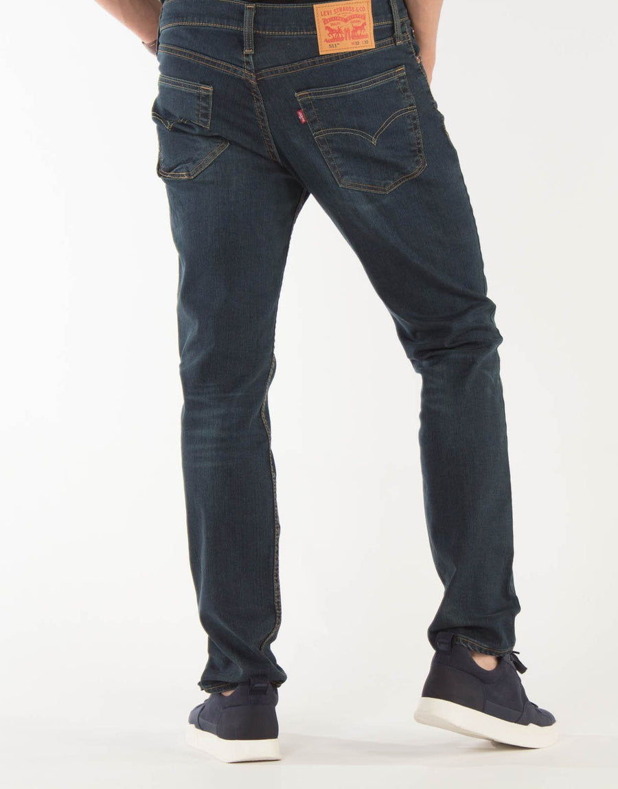 Levis 511 Canyon Dark Jeans