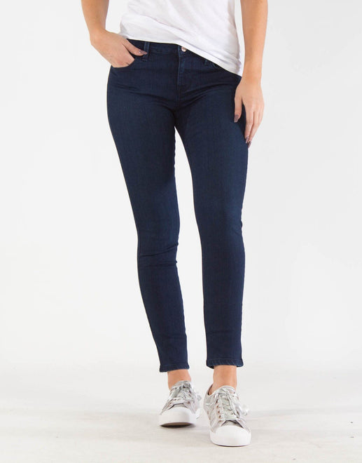 Guess Power Skinny Low Dark Jeans - Subwear