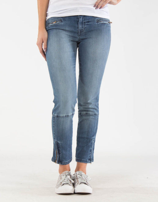 Guess Power Skinny Low Jeans