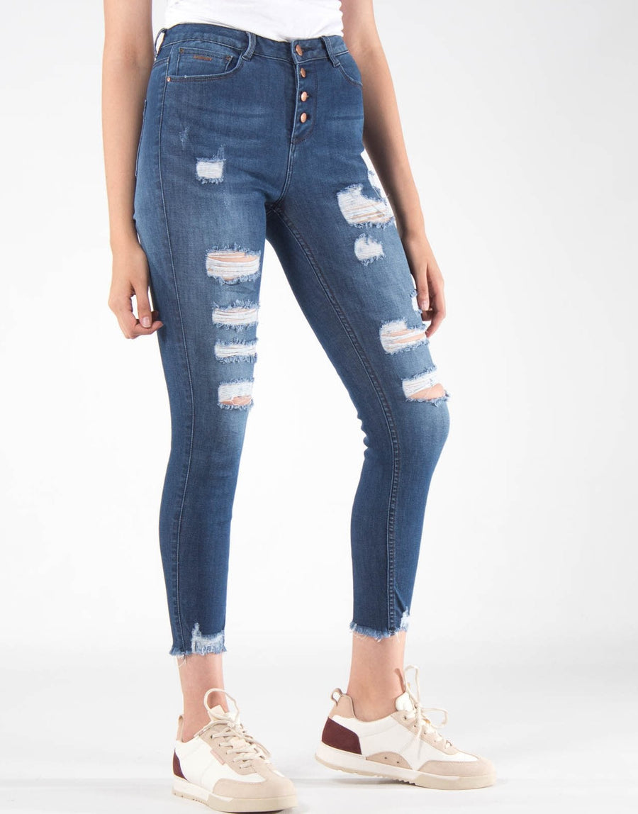 Sissy Boy Autumn Blooms Ryder Jeans