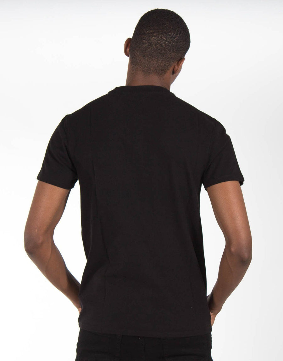 Guess Philli Black Polo Shirt