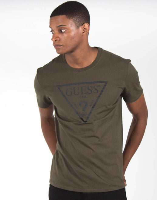 Guess Core Triangle T-Shirt - Subwear