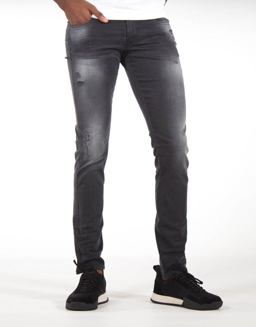 Replay Hyperflex Steelblack Jean