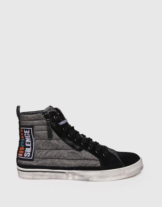 Diesel D-Velows Mid Patch Sneaker - Subwear
